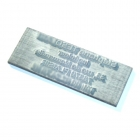 Empreinte Tampon Colop Pocket Stamp R 25