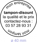 Tampon encreur Colop Printer R 40