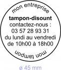 Tampon encreur Colop Printer R 45